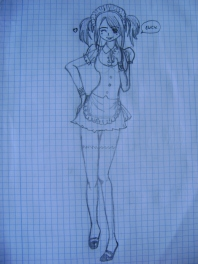 *Lucy de Fairi Tail.